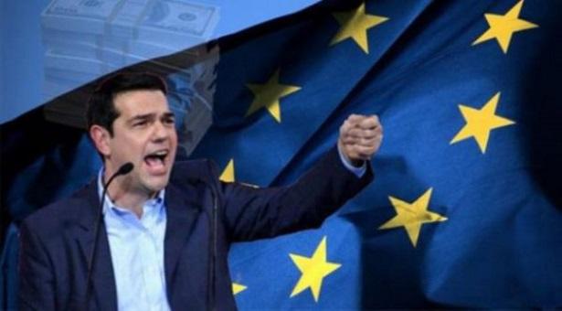 IMF: Yunanistan, 2015'te yüzde 2,5 büyüyecek