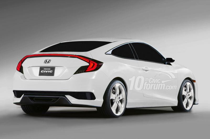 Yeni Kasa Honda Civic Ortaya çıktı Yeni Asya