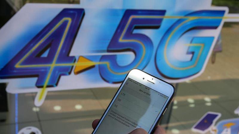 4,5G cep telefonu satışlarını da artırdı - YENİ ASYA