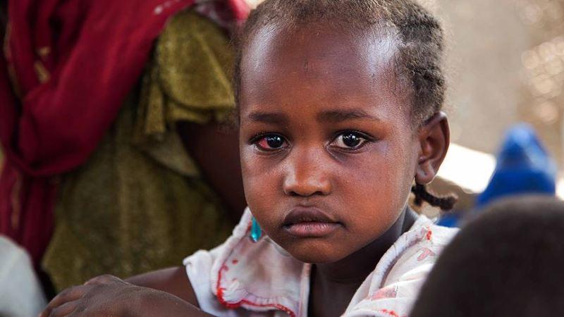 Güney Darfurda On Binlerce çocuk Yetim Kaldı Yeni Asya