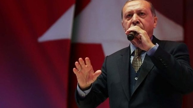 Erdoğan: Yeni dost ve müttefikler aramaya başlayacağız
