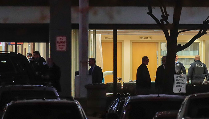 ABDde hastanede silahlı saldırı: En az 4 yaralı