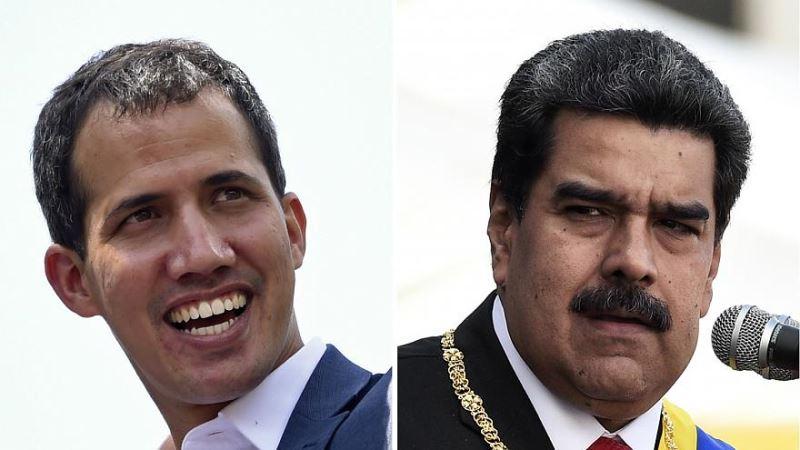 Guaido ve Maduro müzakerelere devam edecek
