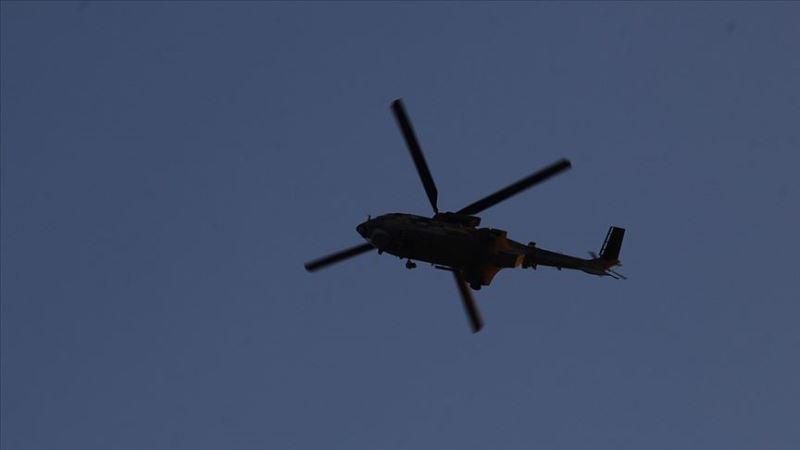 Meksika'da helikopter düştü: 6 ölü