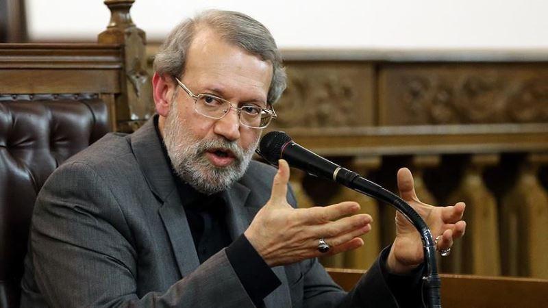İran'da Laricani yeniden Meclis Başkanı