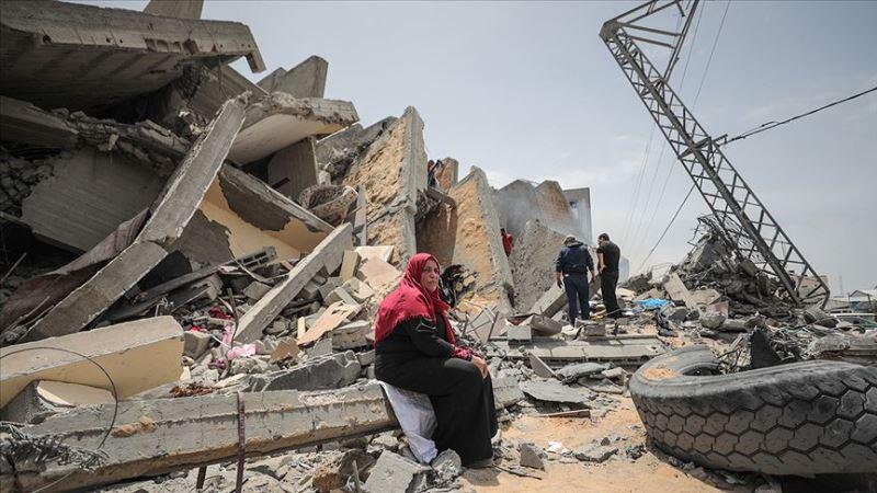 İsrail Gazze'de 9,5 milyon dolarlık hasara sebep oldu