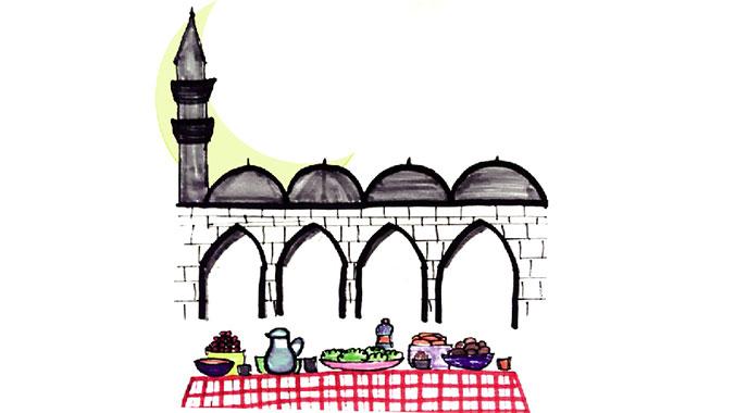 Merve İRİYARI - Herkesi birleştiren iftar sofrası
