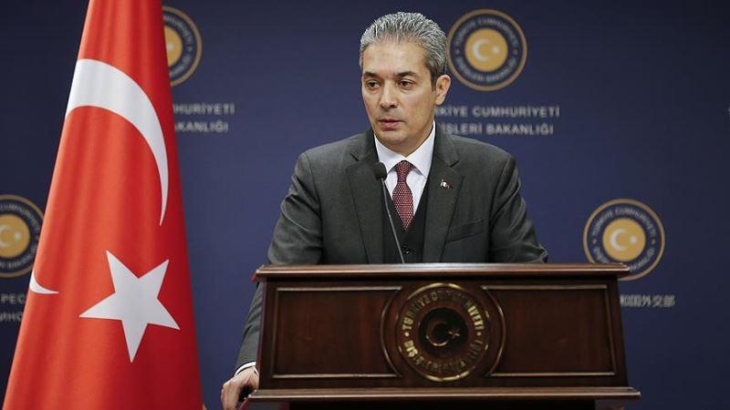 Dışişleri Bakanlığı: Türkiye ve Libya oldubittilere izin vermeyecek