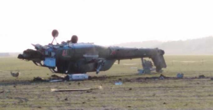 Rusya'da helikopter kazası: 2 ölü