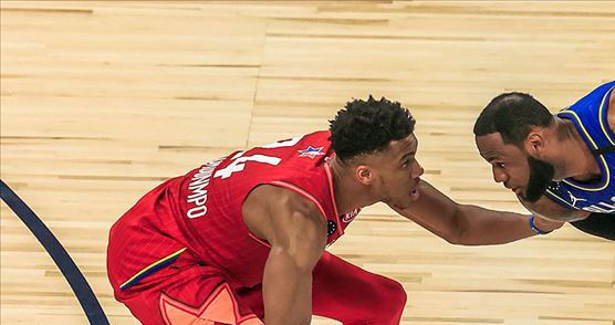 69. NBA All-Star maçı oynandı
