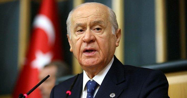Bahçeli, İYİ Parti'nin teklifine 'kabul' oyu verdi