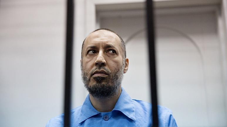 Muammer Kaddafi'nin oğlu Sadi Kaddafi serbest bırakıldı - YENİ ASYA